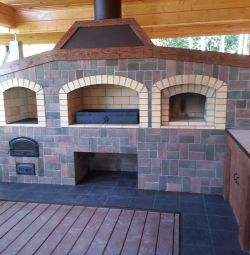 sauna fireplaces barbecue