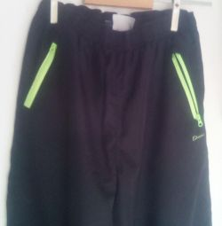 Trousers on fleece р158 in good condition