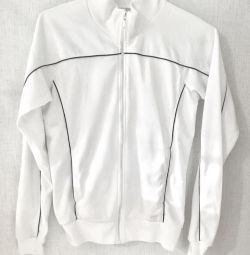 Sports jacket. Sewed themselves