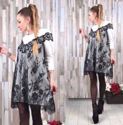 Сукня з мереживом нове