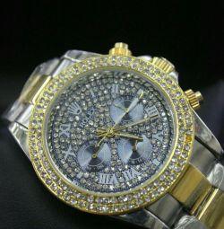 Μηχανικά ρολόγια των γυναικών