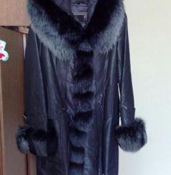 Geacă de haina Pihora iarna