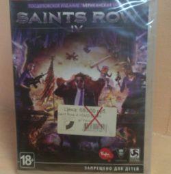 Saints row 4 (ліцензія)
