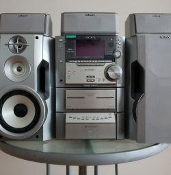Hi Fi Ses Sistemi - Sony MHC-Z Müzik Merkezi