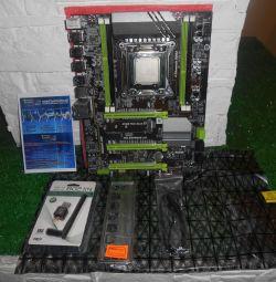 КомплектS2011: Нова мат.плату X79Turbo (гарантія)