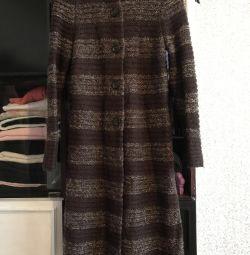 Cardigan tricotat foarte cald