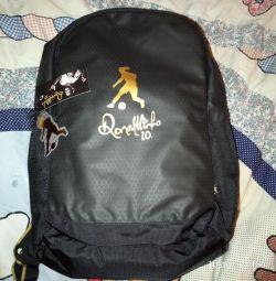 Ronaldinho Magnet Backpack