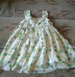 Rochie de vară pentru 7-8 ani