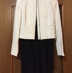 Elbise + ceket