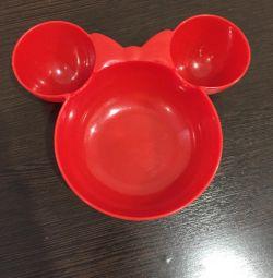 Children's plate