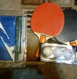 Set de tenis de masă