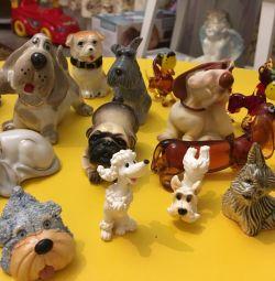 Köpek koleksiyonu