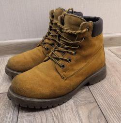 Timberlands Nubuck Leather