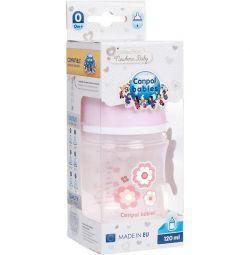 Small bottle of Canpol babies 120 ml. (+0 months)