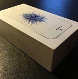 Μαύρο iPhone SE 32GB