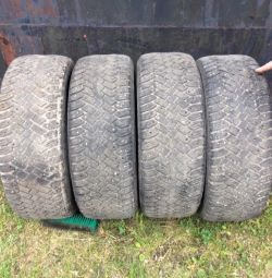 Tires Continental R16