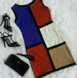 Silhouette dress 42