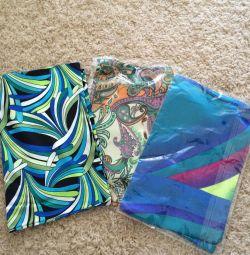 New scarves