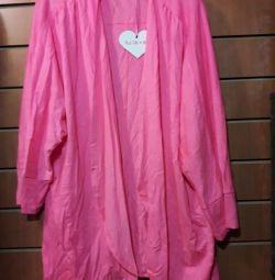 Легкая блуза (роз.)