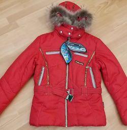 SKI profesyonel ceket