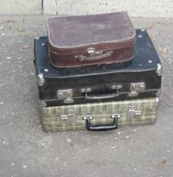 I will sell suitcases of the USSR