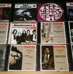 CD δίσκους MP3