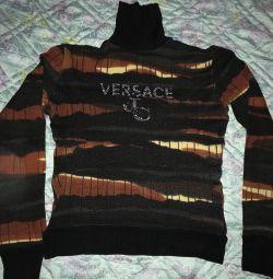 Sweater cardigan sweater Versace