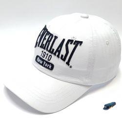 Everlast Baseball Cap (White) New York