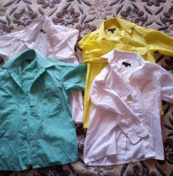 Рубашки и брюки пакетом 134р