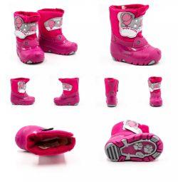 Μπότες χιονιού αδιάβροχες μπότες Zebra σελ. 24