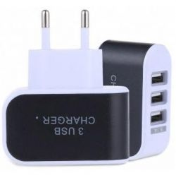 Charger-Tee (3 USB) new