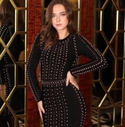 Платье Herve Leger бандажное