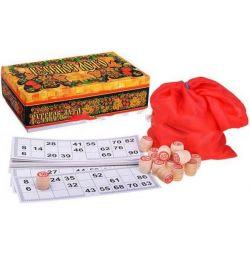 Lotto in a carton