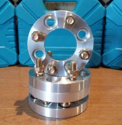 Spacers wheel hub wheels 4x100 (20mm)