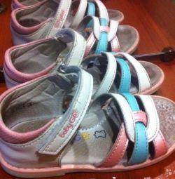 Sandale 26 (17 cm pe branț)