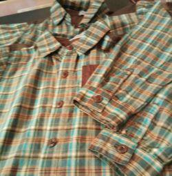 2 πουκάμισα ανά αγόρι
