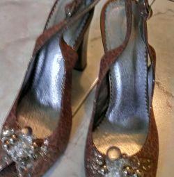Sandals 39 op.