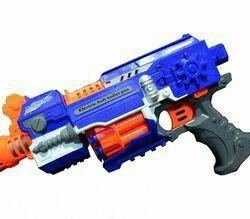 Super Blaster de curse Nerf