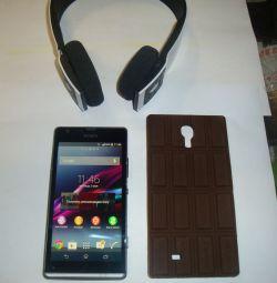 Sony Xperia SP / c-5303 / - 4G LTE-2 πυρήνας / 1 gb / 8 gb