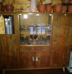 Old German sideboard