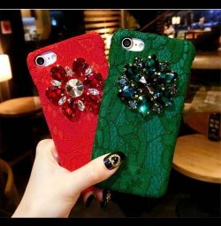 Case for iPhone 6+ red in stock