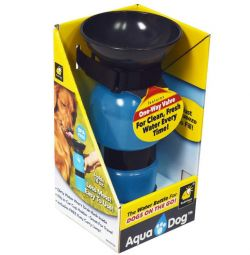 Water bowl for dogs AquaDog new