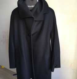 Пальто дизайнерське (48 розмір) НОВЕ