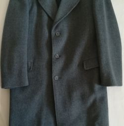 Ανδρικό παλτό της δεκαετίας του '90., Νέο, p-58 (60)