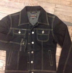 Denim ceket - yeni