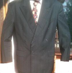 Lino Vierra Holland'da% 100 yünden yapılan ceketler
