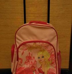 Tekerlekli yeni sırt çantası