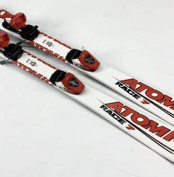 Children's Alpine Skiing 100 cm Atomic