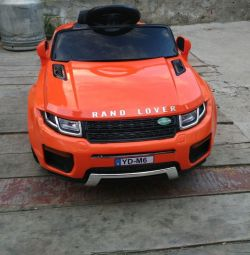 Electric Vehicle Rover
