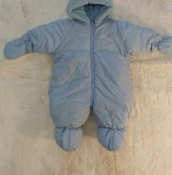 Children's overalls Absorba (new)